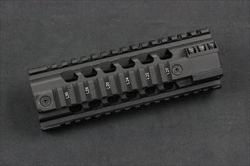 PTS ERGO M4 Zレール フリーフロートハンドガード