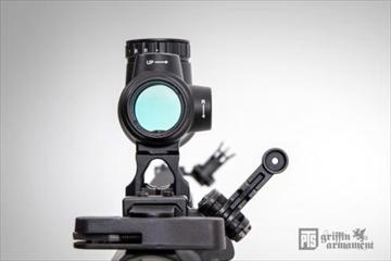 PTS Griffin Armament Modular BUIS セット BK