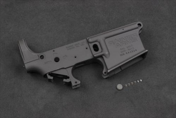 PTS Rainier Arms ロアレシーバー