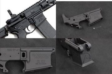 PTS Rainier Arms ロアレシーバー