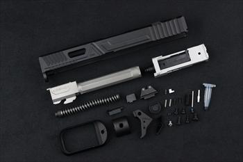 RWA AGENCY ARMS G17 アーバンコンバットスライドセット