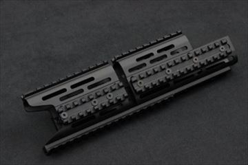 Strike Industries AK-TRAX1&2 セット Keymod ハンドガード