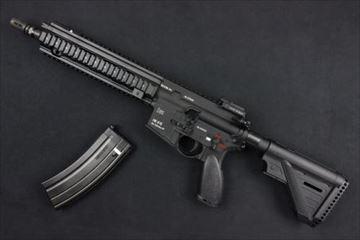 VFCUmarex HK416A5 GBBR (ガスブローバック)BK