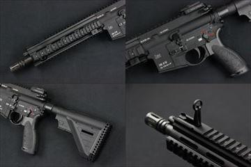 VFCUmarex HK416A5 GBBR (ガスブローバック) BK