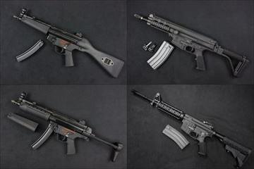 VFC 電動ガンMP5A4 ZD新入荷!他MP5A5 ZD、XCR-L MICRO、東京マルイM4A1 MWS入荷!