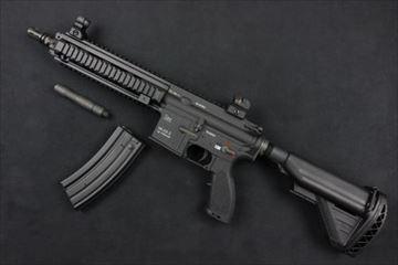 VFC HK416D V2 電動ガン