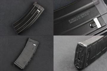 VFC M4 / HK416 GBBR共通スペアマガジン