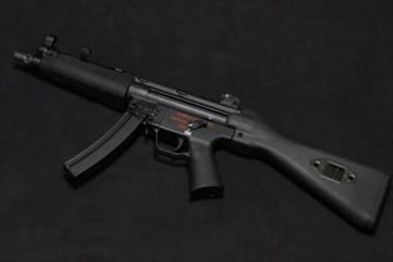 VFC MP5A4 HKライセンス品 電動ガン