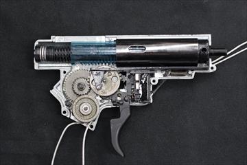 MP5A5メカボックス内パーツ