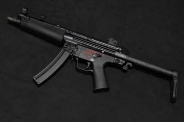 VFC MP5A5 HKライセンス品 電動ガン