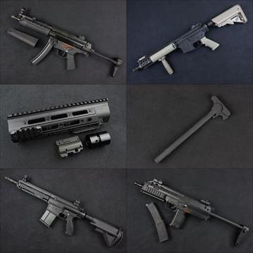 VFC MP5A5 ZD 電動ガン本体新入荷! 他にも電動ガン・ガスブロ本体、HK416ハンドガードセットなど入荷しました!