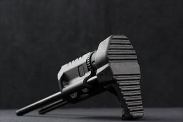 VFC QRS スライドストック BK 電動ガン用 スチール製