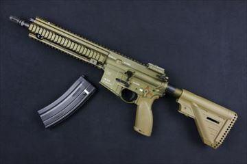 VFC Umarex HK416A5 GBBR_JPver.HK Licensed_TAN