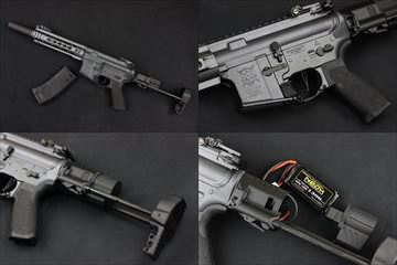 VFC VR16 SABER SD Urban Gray 電動ガン