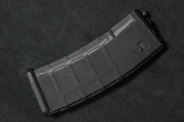 WEガスガン用 マグプルタイプマガジン BK