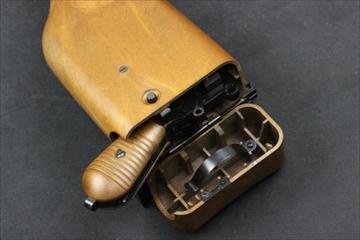 WE ガスガン モーゼル M712 GBB