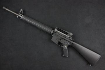 WE ガスガン M16A3 NPAS導入済み ブローバック