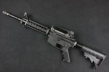 WE ガスガン M4A1 NPAS導入済み ブローバック