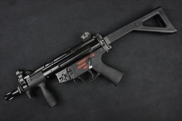 WE ガスガン MP5K APACHE PDW GBB NPAS導入済み