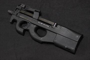 WE ガスガン P90 NPAS導入済み ブローバック