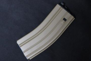 WE ガスブロ用 マガジン(TAN) for M4  416  PDW