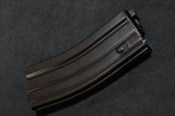 WE ガスブロ用 マガジン BK for M4_416_PDW