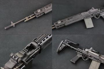 WE EBR Mk14 STD NPAS導入済み ロングバージョン GBB