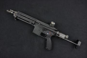 WE HK416C NPAS導入済み ガスブローバック