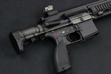 WE HK416C NPAS導入済み GBB