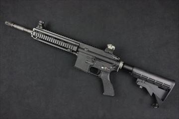 WE HK416D NPAS導入済み ガスブローバック
