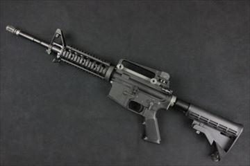 WE M4A1 RAS NPAS導入済み ガスブローバック