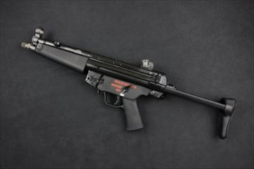 WE MP5A3 GBB NPAS導入済み