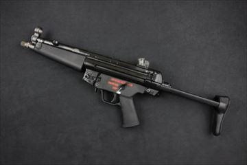WE MP5A3 GBB NPAS導入済み