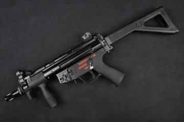 WE MP5K APACHE PDW GBB NPAS導入済み