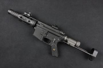 WE Remington R5C AIR NPAS導入済み ガスブローバック