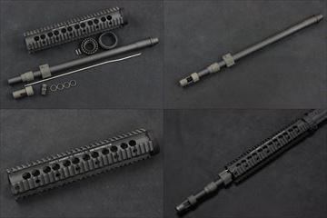 Z-PARTS Mk12 mod1 フロントASSY for 東京マルイ M4MWS