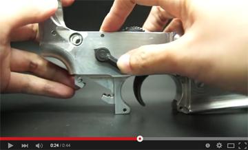 HK416 トレポン アンビ