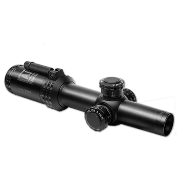 Bushnell AR OPTICS 1-4x 24mm Throw Down PCL