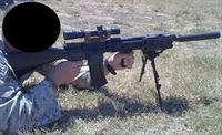 VFC Colt Mk12Mod1 Magnusチューン