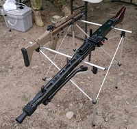 MG42・F2000参戦