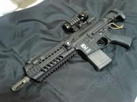 M4 HC「パトリオット」(トミマツ・モデル)-続き-