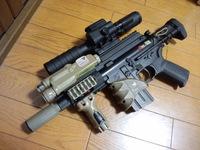 M4PDW(厨二Ver.)とニセ416D