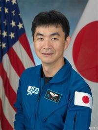 元航空自衛隊テストパイロット油井さん、宇宙へ!
