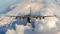 ACー130U 火力満載の飛行機♪