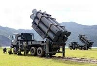 陸自地対艦誘導ミサイル、鹿児島県奄美市に展開(^^)