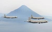 陸海空自衛隊訓練初め。各基地で飛行初め。