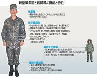 韓国軍最新迷彩服が違法に国外流出(・・;)