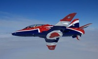 英王室空軍飛行展示部隊、新塗装のデザインを発表