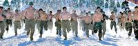 韓国国内で米韓海兵隊合同演習→男裸まつり((+_+))