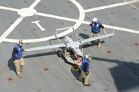 米海軍小型無人戦術偵察機RQー21A、洋上試験終了